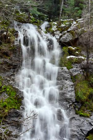 Bridal Veil Falls - Pollock Pines