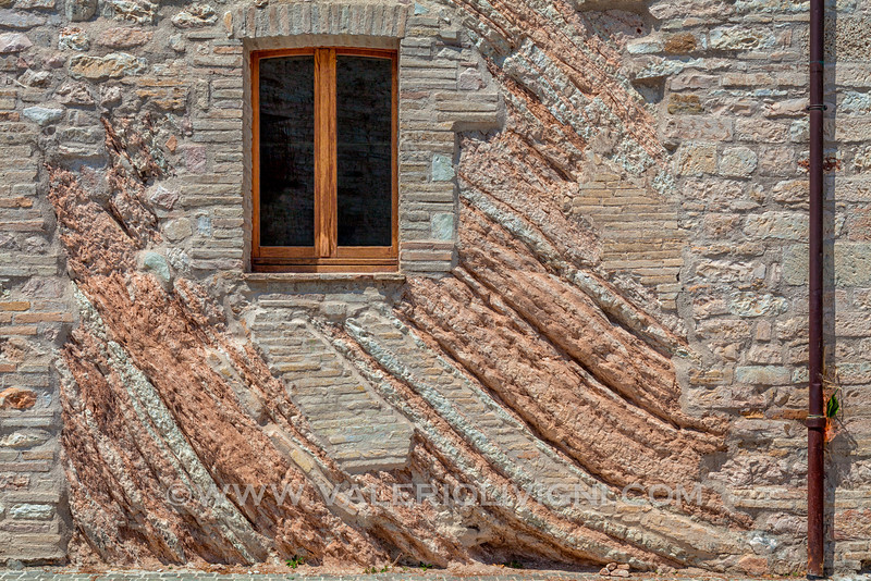 Window in Genga