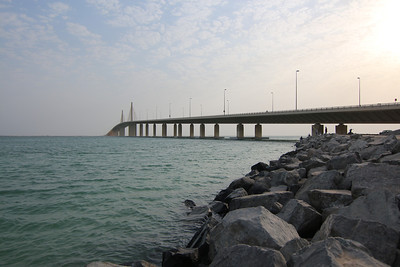 2013_07_26, Hodriyat Bridge, Bateen Beach