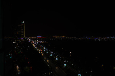 2016_11_20, View from Balcony, Bel Gheilam Tower, Corniche, Abu Dhabi