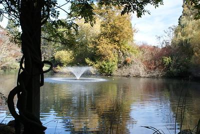 Beacon Hill Park, Victoria, BC, Canada - Fall 2010