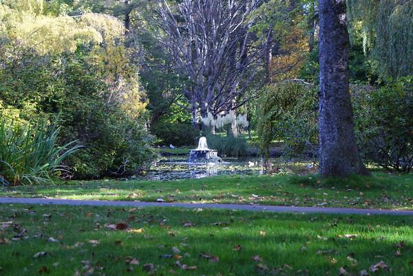 Beacon Hill Park - Fall 2010