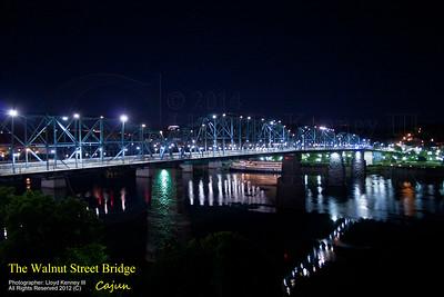 The Walnum Street Bridge