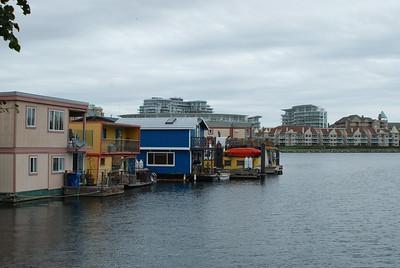 Fisherman's Wharf, Victoria, BC, Canada