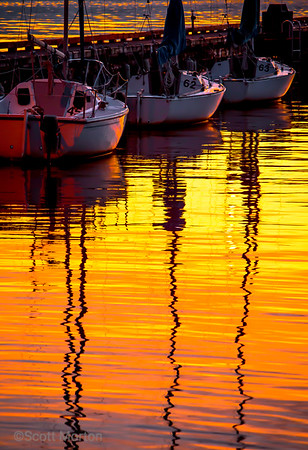 Sailboats – Kirkland, WA