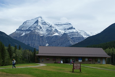 Mount Robson, Mount Robson National Park, Canada