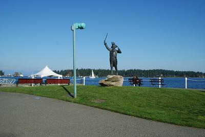 Oceanfront, Nanaimo, BC, Canada