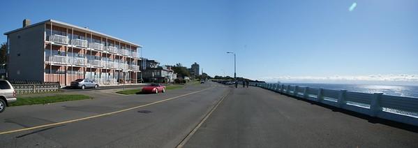 Panorama - Ogden Point, Victoria, BC, Canada