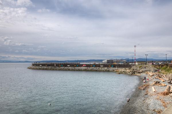 Ogden Point - Victoria, Vancouver Island, BC, Canada