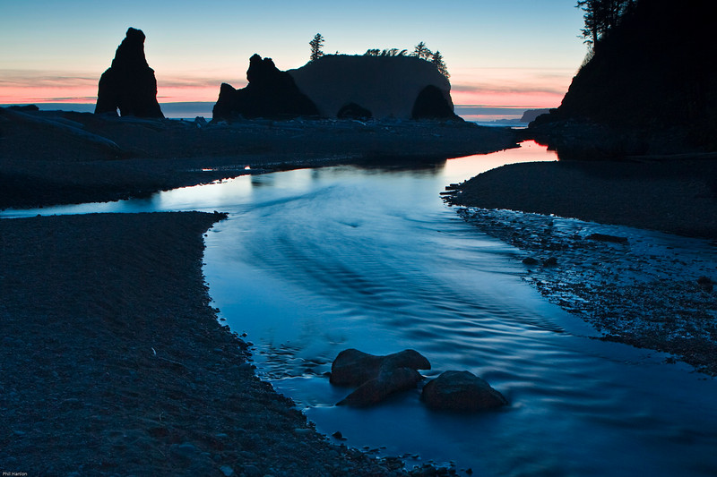 Ruby Beach-Cedar creek