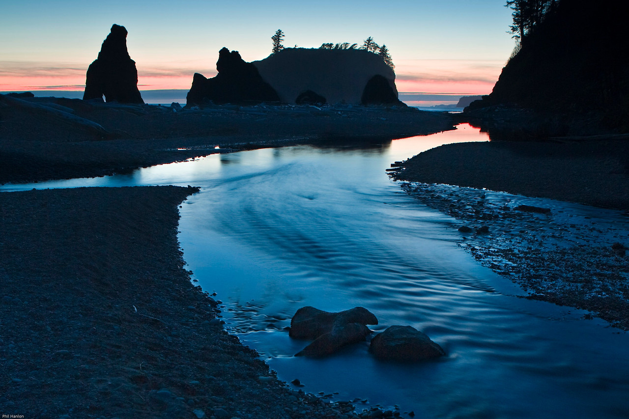 Ruby Beach-Cedar creek