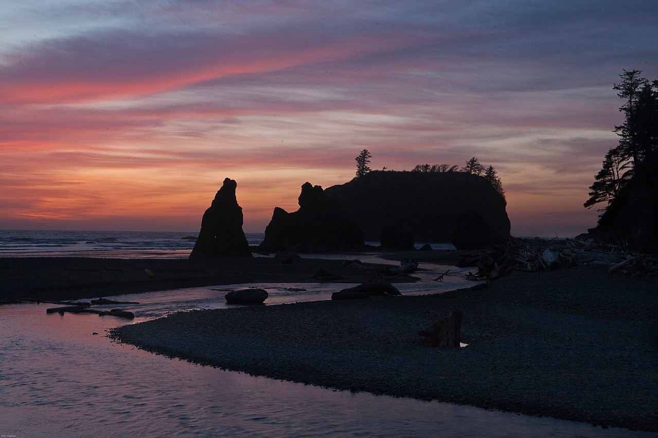 Ruby Beach April 2010