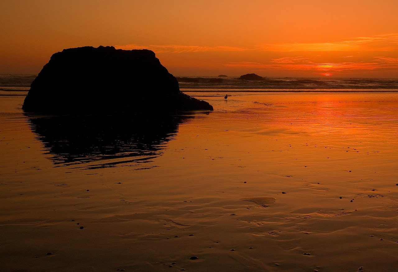 Ruby Beach Sunset 2