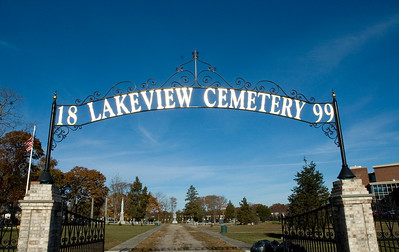 Lakeview Cemetary Nov 2010