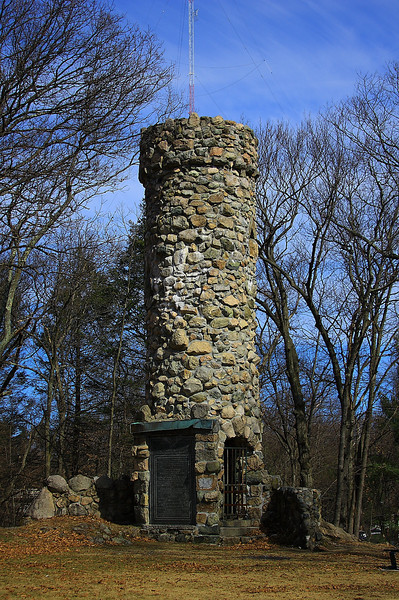 Nerumberg Tower in Weston, MA