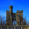 Bancroft Tower in Worcester, MA.