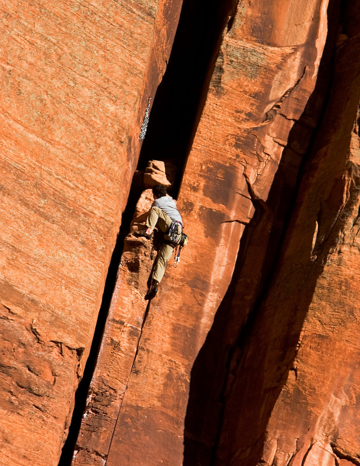Zion wall climber1