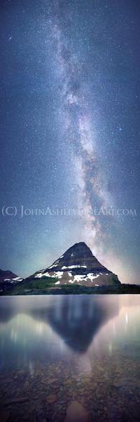 """""""Hidden Lake Milky Way"""""""