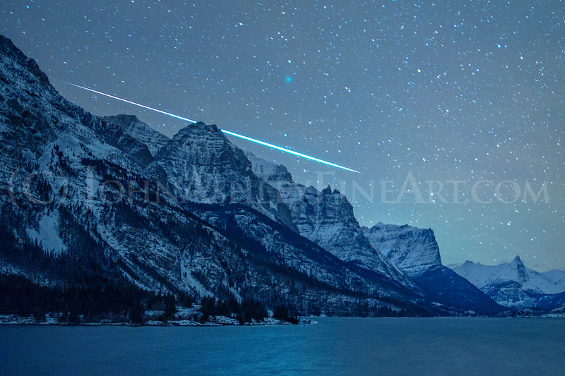 """""""Dusty Star Meteor."""""""