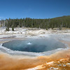 Crested Pool, Upper Geyser Basin