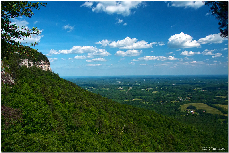 May 20<br /> Pilot mountain and valley