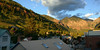 Sunset over Telluride