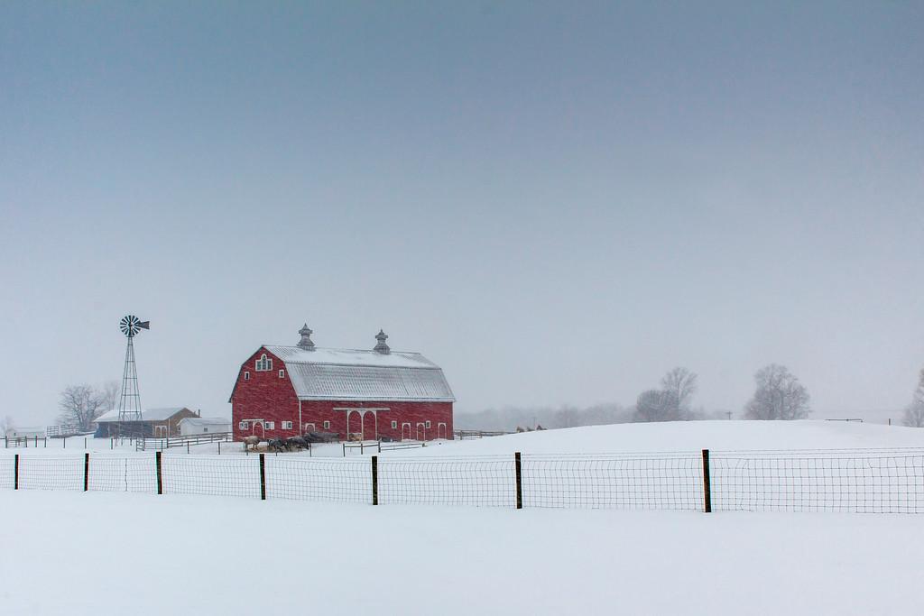 Prophetstown Historical Farm - West Lafayette, Indiana