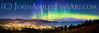 """Flathead Lake Aurora"""