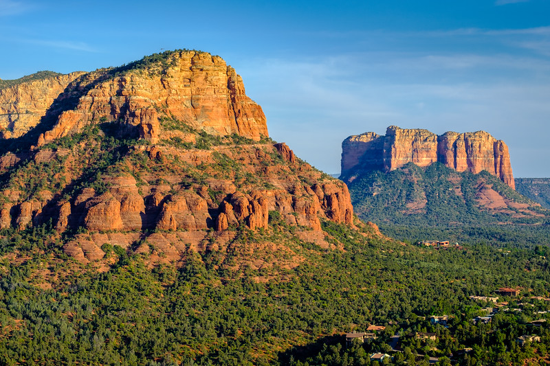 Elephant Rock & Courthouse Butte: Sedona, Arizona