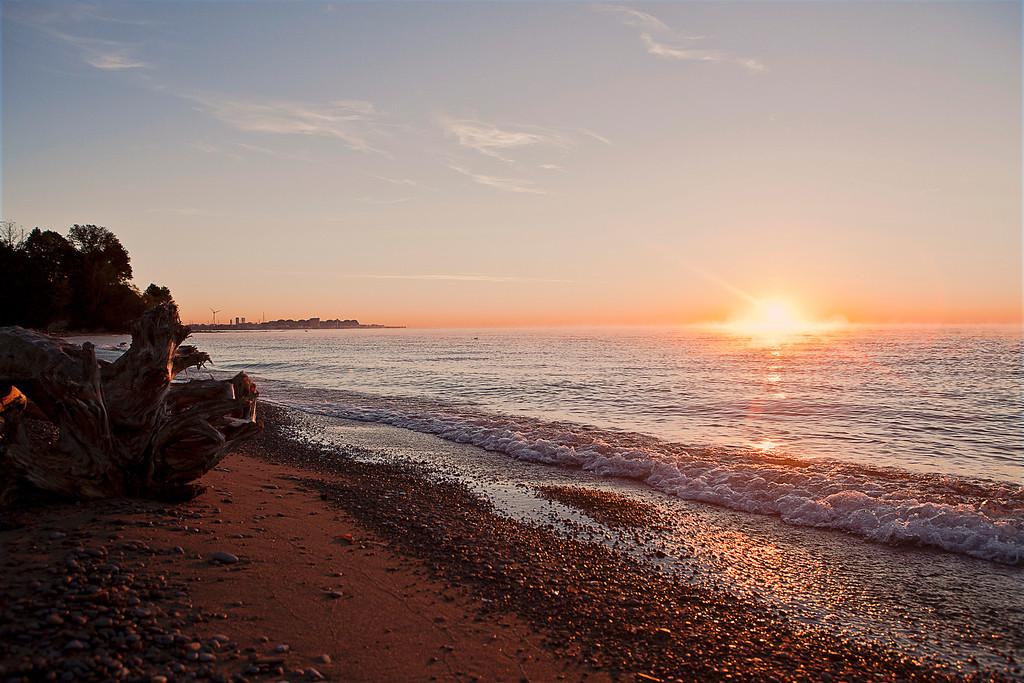 Sunrise, Scarborough, ON