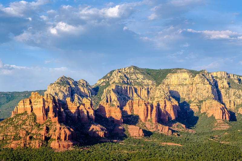Mogollon Rim: Sedona, Arizona