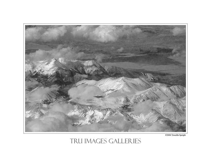 Mountains over Colorado