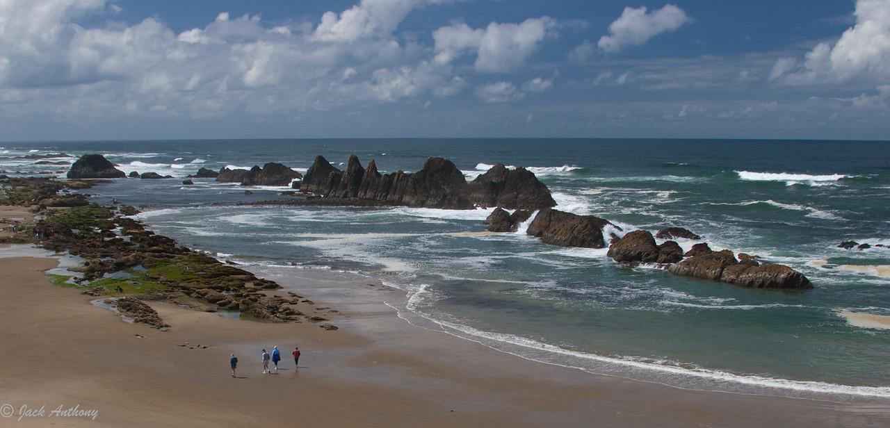 Ooegon  Coast