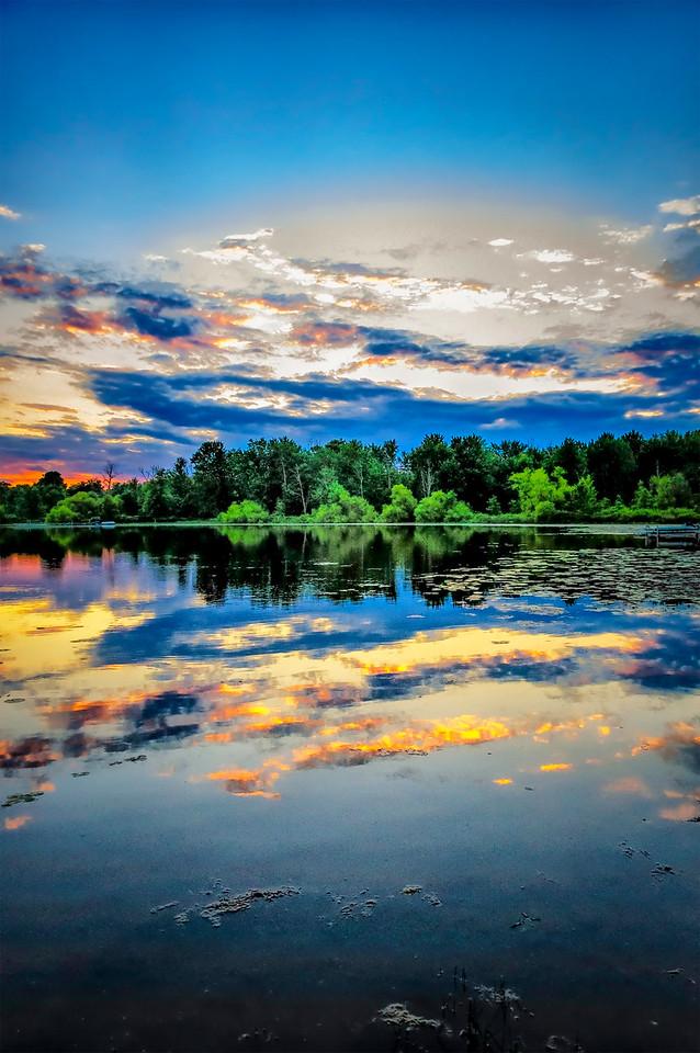 Williamsville Sunset