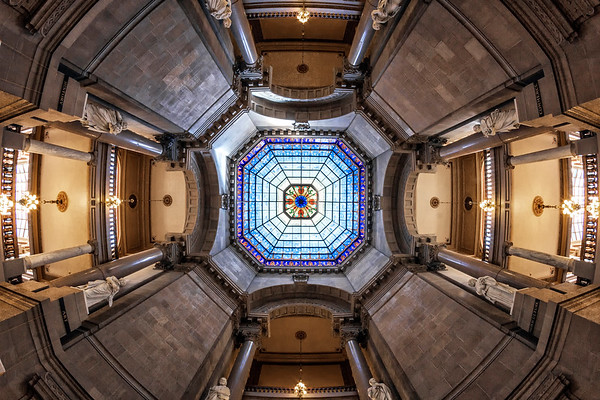 Indiana State Capitol - Indianapolis, Indiana