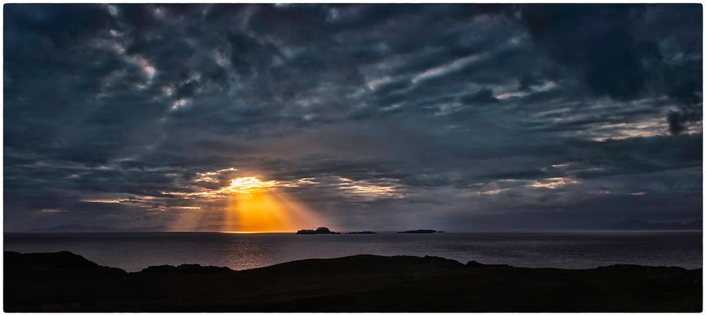 Scotland Sea scape