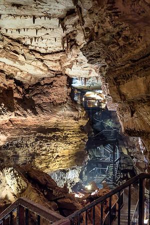 Indiana Caverns - Corydon, Indiana
