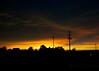 Sunset after the thunderstorm<br /> 8/8/2012