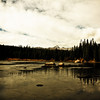Brainard Lake, early October.