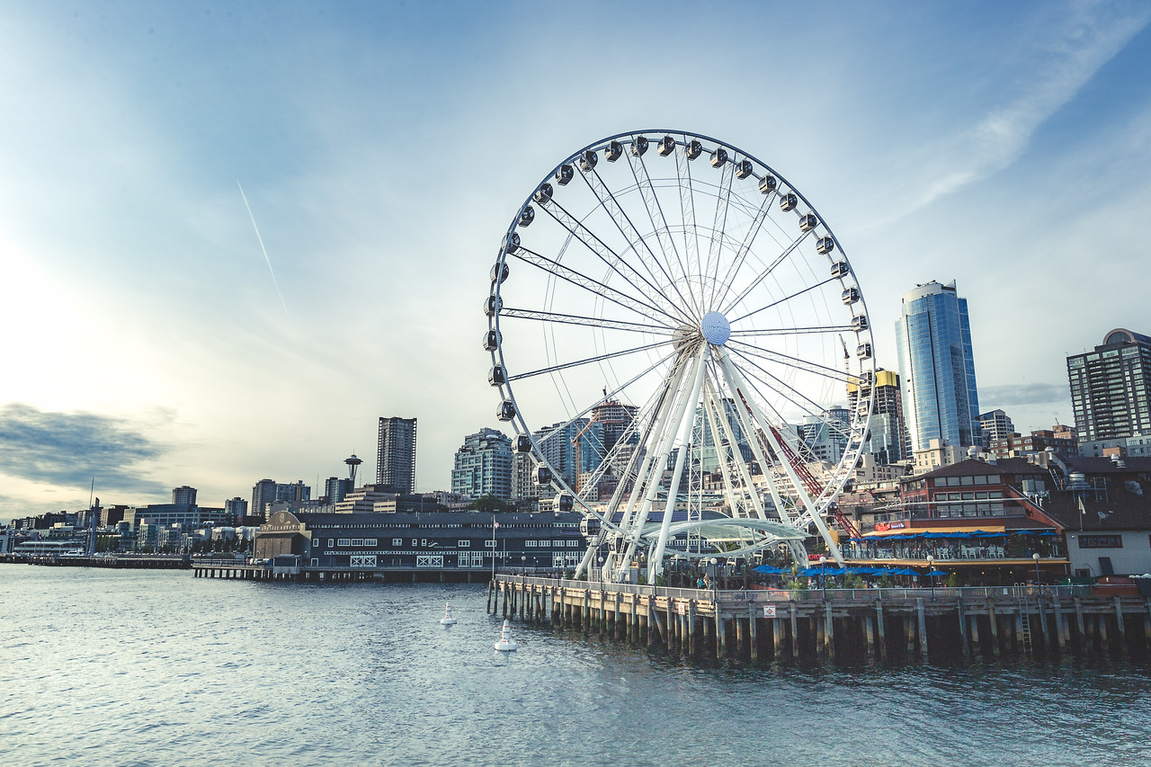 The Great Seattle Wheel