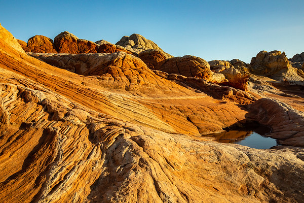 Red Rock Ripples