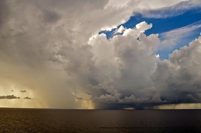 """""""Distant rainstorms"""""""