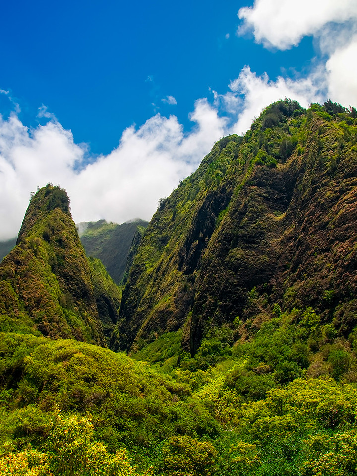Ioa Valley, Maui