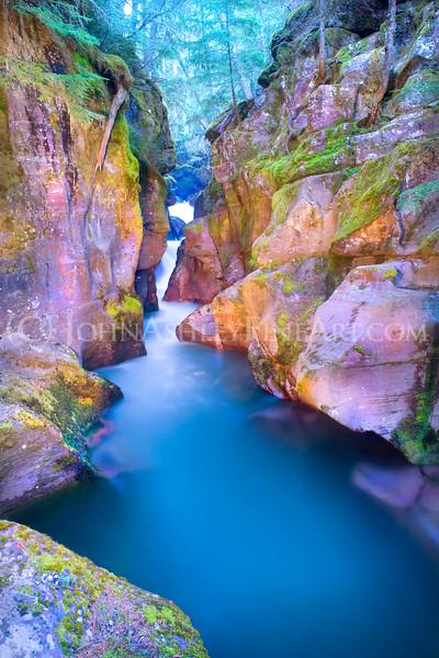"""Avalanche Gorge."""
