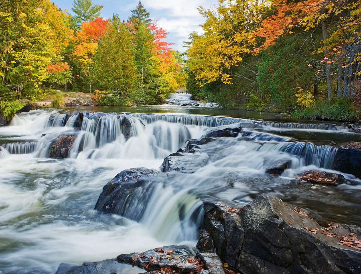 Bondfalls, Michigan