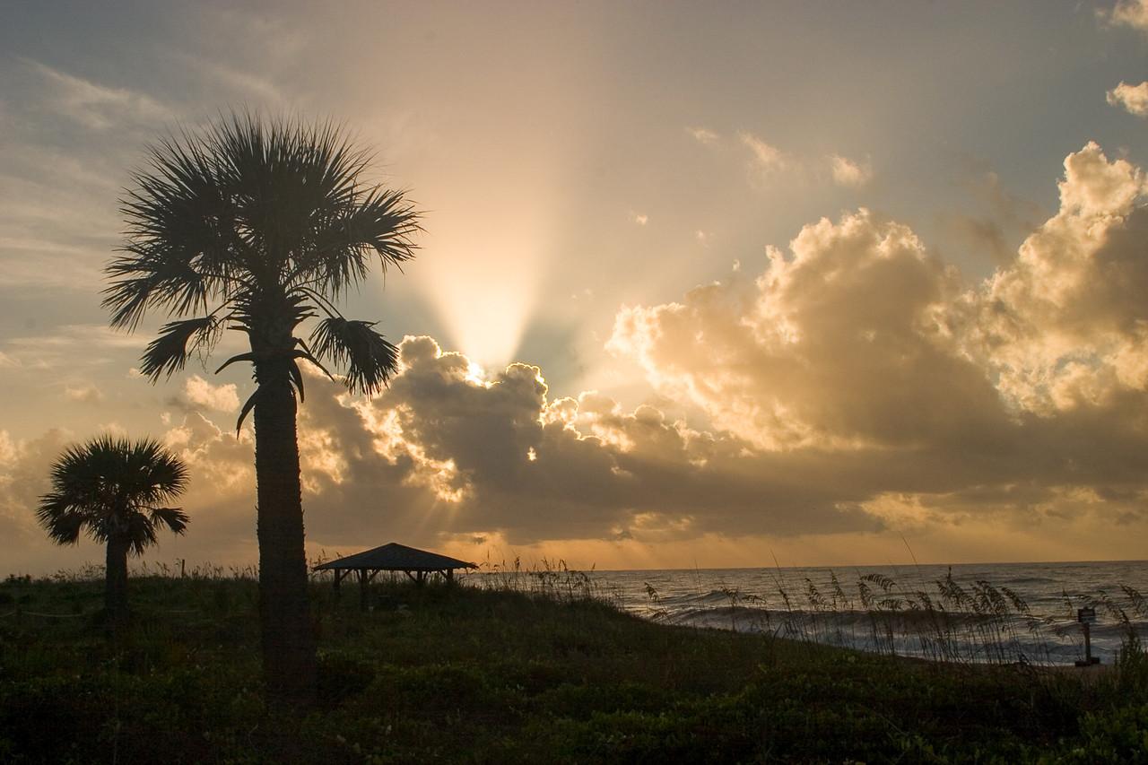 Edisto Island sunrise, SC
