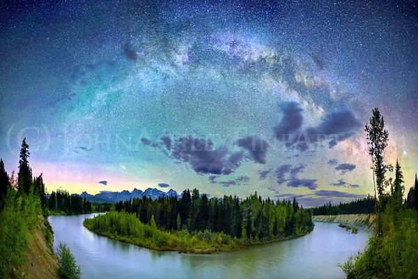 """""""Andromeda Rising."""""""