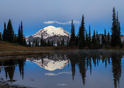 Upper Tipsoo Lake