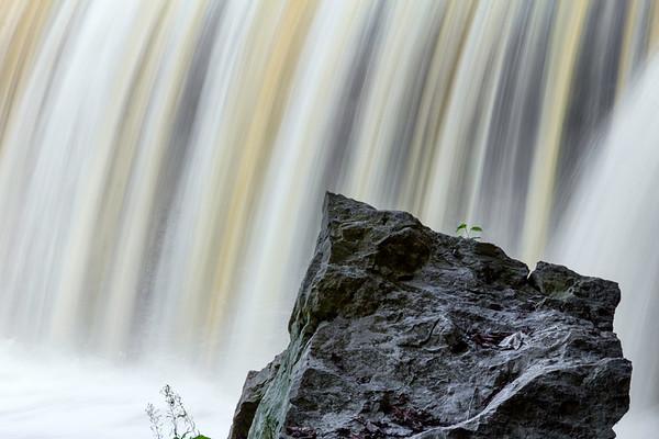 Anderson Falls - Columbus, Indiana