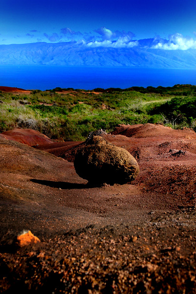 Lanai, Hawaii Series<br /> 2009<br /> Image #9792
